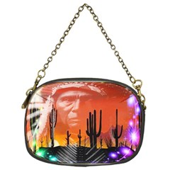 Ghost Dance Chain Purse (one Side) by icarusismartdesigns