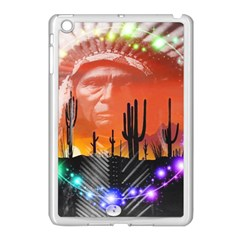 Ghost Dance Apple Ipad Mini Case (white) by icarusismartdesigns