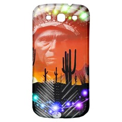 Ghost Dance Samsung Galaxy S3 S Iii Classic Hardshell Back Case by icarusismartdesigns