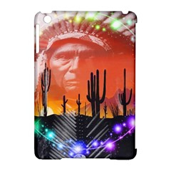 Ghost Dance Apple Ipad Mini Hardshell Case (compatible With Smart Cover) by icarusismartdesigns