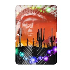 Ghost Dance Samsung Galaxy Tab 2 (10 1 ) P5100 Hardshell Case  by icarusismartdesigns