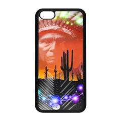 Ghost Dance Apple Iphone 5c Seamless Case (black) by icarusismartdesigns