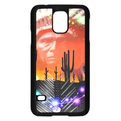 Ghost Dance Samsung Galaxy S5 Case (black) by icarusismartdesigns