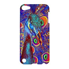 Peacock Apple Ipod Touch 5 Hardshell Case by icarusismartdesigns