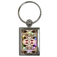 Magic Spell Key Chain (rectangle) by icarusismartdesigns