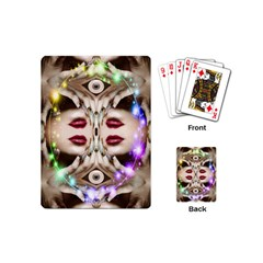 Magic Spell Playing Cards (mini) by icarusismartdesigns