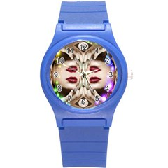 Magic Spell Plastic Sport Watch (small) by icarusismartdesigns