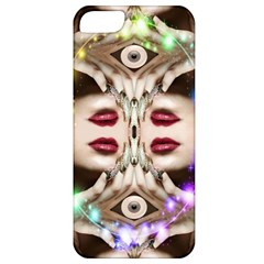 Magic Spell Apple Iphone 5 Classic Hardshell Case by icarusismartdesigns
