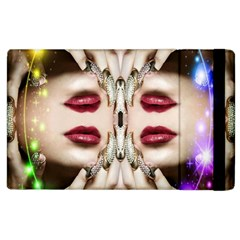 Magic Spell Apple Ipad 2 Flip Case by icarusismartdesigns