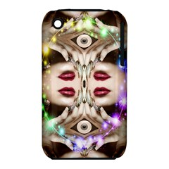Magic Spell Apple Iphone 3g/3gs Hardshell Case (pc+silicone) by icarusismartdesigns