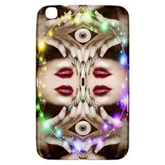 Magic Spell Samsung Galaxy Tab 3 (8 ) T3100 Hardshell Case  by icarusismartdesigns