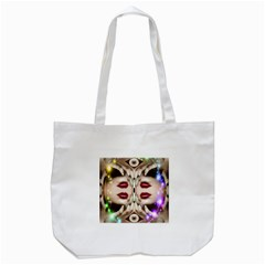 Magic Spell Tote Bag (white) by icarusismartdesigns