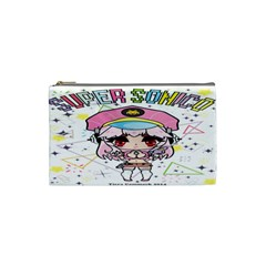 Super Sonico Small Bag By Oniryusei   Cosmetic Bag (small)   P0l866e0iext   Www Artscow Com Front