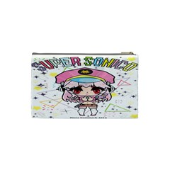 Super Sonico Small Bag By Oniryusei   Cosmetic Bag (small)   P0l866e0iext   Www Artscow Com Back