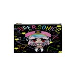 super sonico small bag black - Cosmetic Bag (Small)