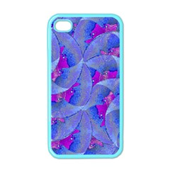 Abstract Deco Digital Art Pattern Apple Iphone 4 Case (color) by dflcprints