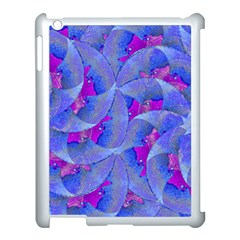 Abstract Deco Digital Art Pattern Apple Ipad 3/4 Case (white) by dflcprints