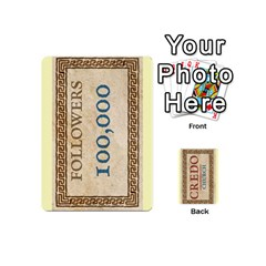 King Credo   Deck 1 By Mike   Playing Cards 54 (mini)   I60xs0nxypu3   Www Artscow Com Front - ClubK