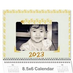 Wall Calendar 8 5 X 6 By Deca   Wall Calendar 8 5  X 6    Uo8qmfh0hlpa   Www Artscow Com Cover