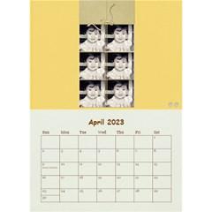 Desktop Calendar 6 X 8 5 By Deca   Desktop Calendar 6  X 8 5    5bbgj62oe4ww   Www Artscow Com Apr 2015
