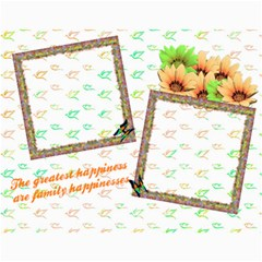 2015 Family Quotes Calendar By Galya   Wall Calendar 11  X 8 5  (12 Months)   F32wvnwujdu5   Www Artscow Com Month
