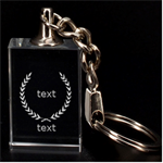 3d key chan - 3D Engraving Key Chain
