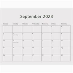 Wall Calendar 11 X 8 5 : Ranunculus Flowers By Jennyl   Wall Calendar 11  X 8 5  (12 Months)   6blofgrmmo14   Www Artscow Com Sep 2016