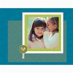 Kids By Kids   Wall Calendar 11  X 8 5  (18 Months)   Qr4ua01uc354   Www Artscow Com Month