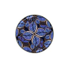 Fantasy Nature Pattern Print Golf Ball Marker (for Hat Clip) by dflcprints