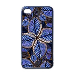 Fantasy Nature Pattern Print Apple Iphone 4 Case (black) by dflcprints