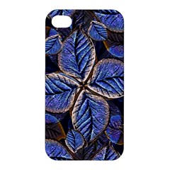 Fantasy Nature Pattern Print Apple Iphone 4/4s Hardshell Case by dflcprints