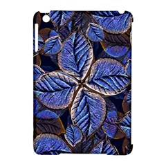 Fantasy Nature Pattern Print Apple Ipad Mini Hardshell Case (compatible With Smart Cover) by dflcprints