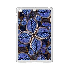 Fantasy Nature Pattern Print Apple Ipad Mini 2 Case (white) by dflcprints