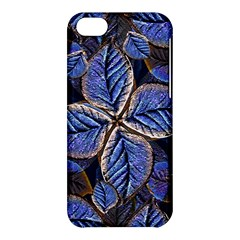 Fantasy Nature Pattern Print Apple Iphone 5c Hardshell Case by dflcprints