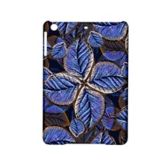 Fantasy Nature Pattern Print Apple Ipad Mini 2 Hardshell Case by dflcprints