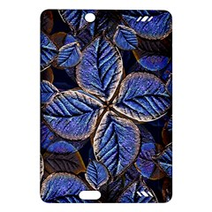 Fantasy Nature Pattern Print Kindle Fire Hd (2013) Hardshell Case by dflcprints