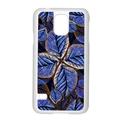 Fantasy Nature Pattern Print Samsung Galaxy S5 Case (white) by dflcprints