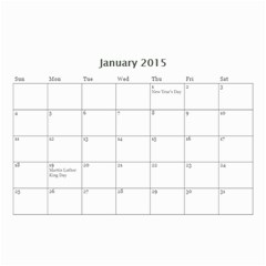 Kids By Kids   Wall Calendar 8 5  X 6    Ehdrm6013an6   Www Artscow Com Jan 2015
