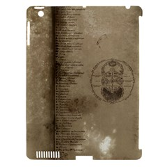 Declaration Apple Ipad 3/4 Hardshell Case (compatible With Smart Cover)