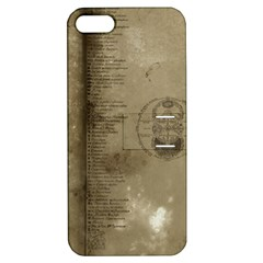 Declaration Apple Iphone 5 Hardshell Case With Stand by mynameisparrish
