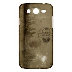 Declaration Samsung Galaxy Mega 5 8 I9152 Hardshell Case  by mynameisparrish
