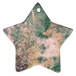 Chernobyl;  Vintage Old School Series Star Ornament Front