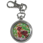 Brussels griffon Key Chain Watch