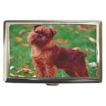 Brussels griffon Cigarette Money Case