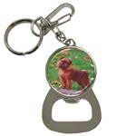 Brussels griffon Bottle Opener Key Chain
