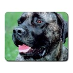 bull mastiff Small Mousepad