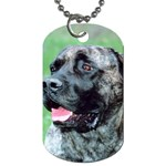 bull mastiff Dog Tag (One Side)