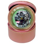 bull mastiff Jewelry Case Clock