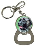 bull mastiff Bottle Opener Key Chain