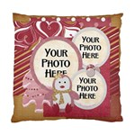 I Heart Cushion - Standard Cushion Case (One Side)